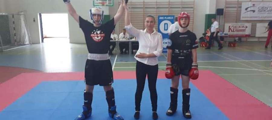 Zawodnicy trenera Kowalkowskiego walczyli na mistrzostwach w Mysiadle