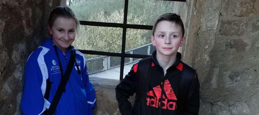 Natalia Bogdanowicz i Artur Gromek uczestniczyli w zgrupowaniu w Luksemburgu