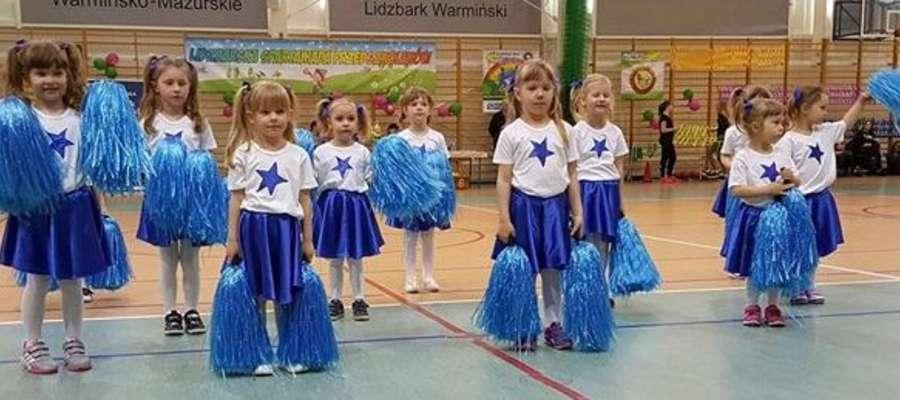 Dziewiąta Spartakiada Przedszkolaków w Lidzbarku Warmińskim odbyła się 12 kwietnia w sali sportowej przy ul. Polnej. Wzięło w niej udział pięć drużyn.