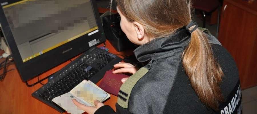 Poszukiwani cudzoziemcy zatrzymani przez Straż Graniczną