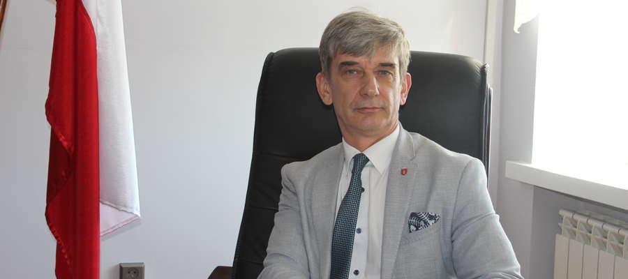 Burmistrz Bieżunia ma nadzieję, że prace projektowe rozpoczną się jeszcze w tym roku