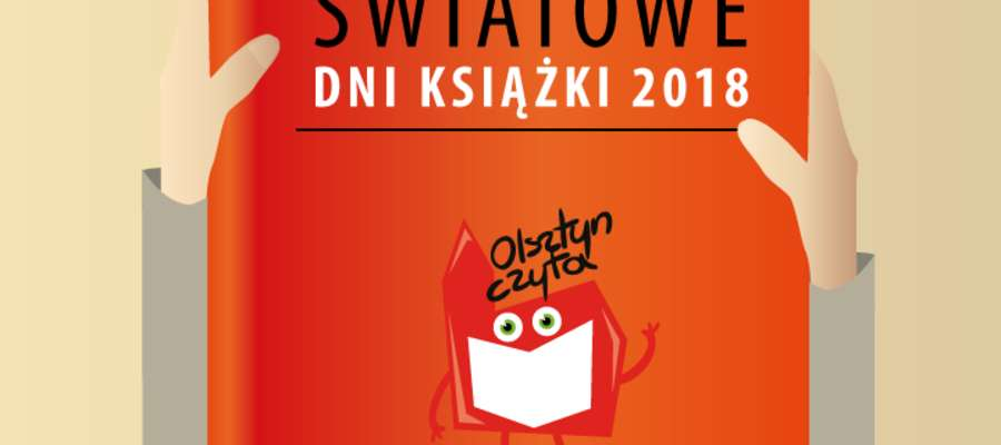 Światowe Dni Książki w Miejskiej Bibliotece Publicznej w Olsztynie