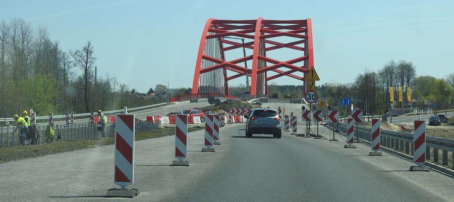 """Most w ciągu obwodnicy S7 koło Ostródy będzie nosił nazwę """"Most Niepodległości"""""""