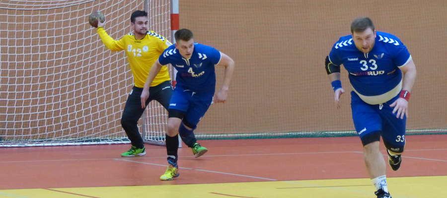 Zdjęcie ilustracyjne - mecz ze Szczypiorniakiem Olsztyn