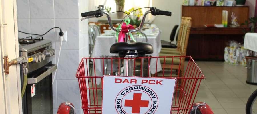 Rowery mają pomóc w rehabilitacji