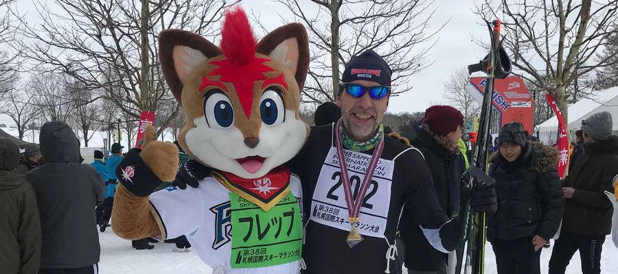 Jacek Tracz objechał niemal cały świat, z wyjątkiem Afryki, żeby zdobyć tytuł Worldloppet Global Master