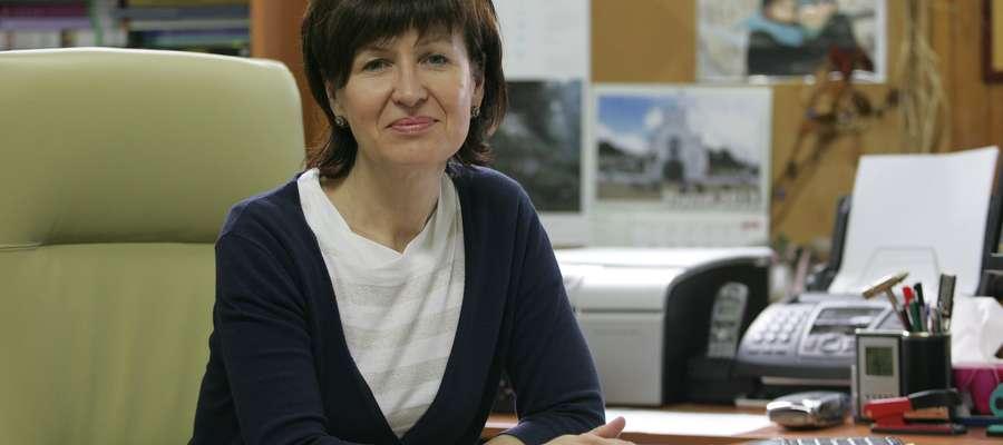 Prof. Lidia Wądołowska, kierownik Katedry Żywienia Człowieka UWM