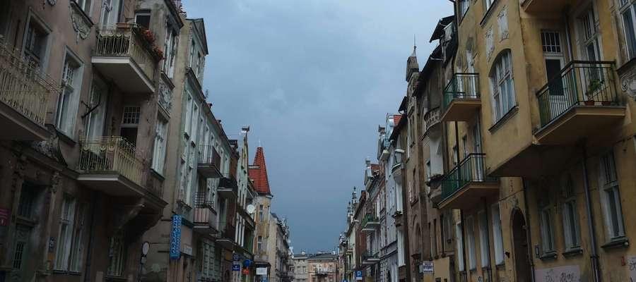 Ulica Warmińska