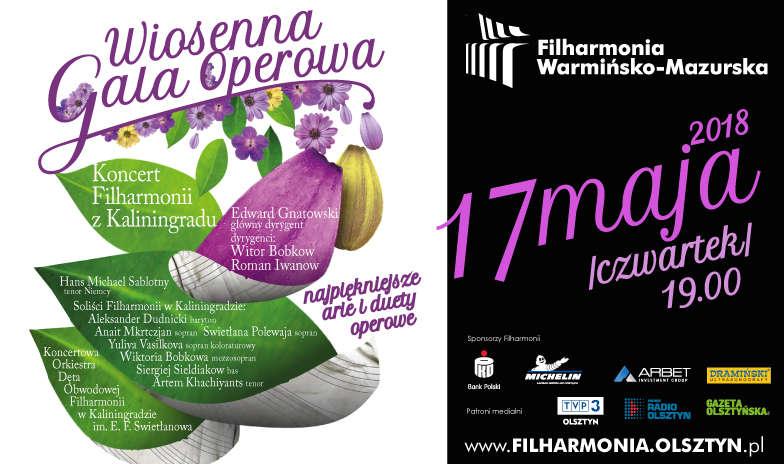 Wiosenna gala operowa - full image