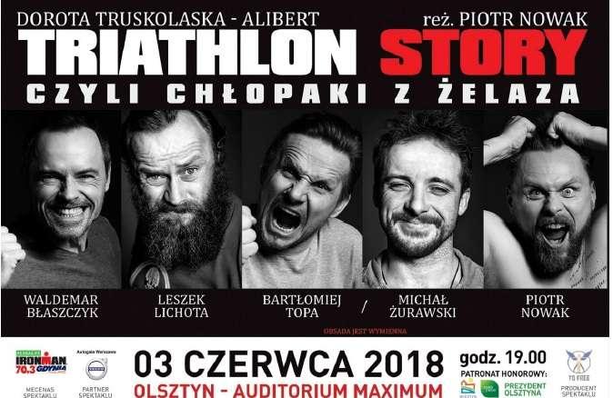 Triathlon story czyli Chłopaki z Żelaza - full image