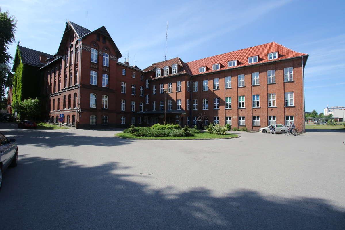 szpital Giżycko - full image