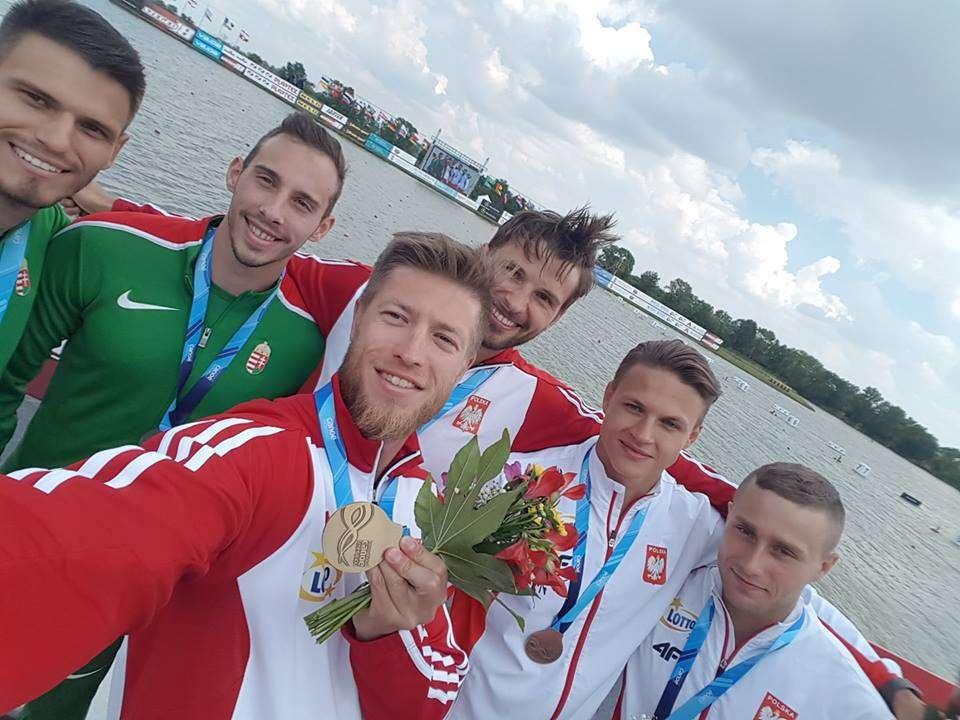 Kamiński pokazał się w Szeged