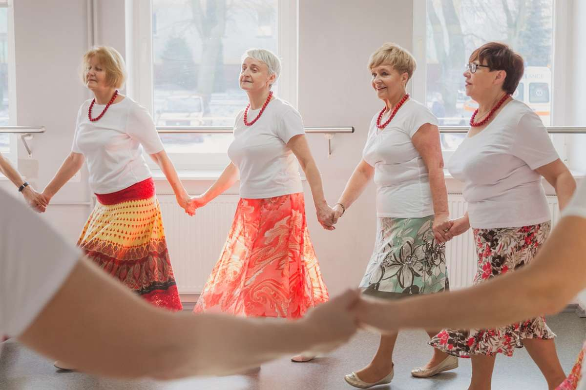 Tańce w kręgu — zespół
