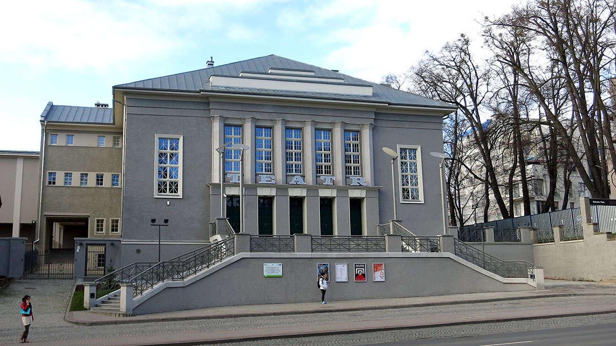 teatr jaracza w olsztynie - full image