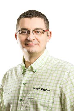 Paweł Skrouba, Dyrektor Sklepu Leroy Merlin