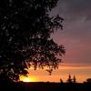 Zdjęcie Tygodnia. Zachód słońca w Bartoszycach