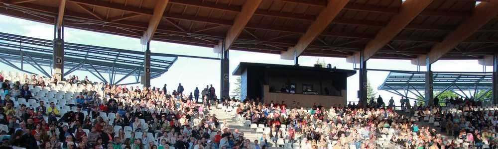 Koncert odbędzie się w ostródzkim amfiteatrze 27 maja