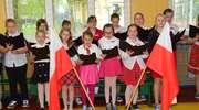 Święto 3 Maja w Szkole Podstawowej w Dłutowie