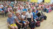 Dzieci ze Szkoły Podstawowej w Zajączkowie z wizytą w Lubawie