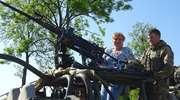 Niespodziewana wizyta wojsk NATO w Judzikach i Lenartach w gminie Olecko