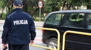 """""""Bezpieczna droga do szkoły """" – działania lidzbarskich  policjantów"""