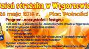 Powiatowe obchody Dnia Strażaka w Węgorzewie