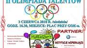 II Olimpiada Talentów