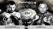 Babilon MMA wraca do Ełku. Będzie walczyć Szymon Kołecki