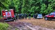 Policja i strażacy poszukują zaginionego Bartłomieja Szambelańczyka