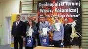 Kacper Werwiński (SP nr 7 Bartoszyce) o pożarnictwie wie bardzo dużo