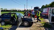 Pasażer volkswagena nie żyje. Sprawca wypadku trafił do aresztu [ZDJĘCIA]