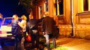 [AKTUALIZACJA] Płonie kamienica przy ul. Hallera w Działdowie. 8 osób ewakuowano