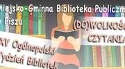 XV Ogólnopolski Tydzień Bibliotek w Piszu