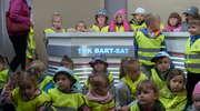 Wycieczka edukacyjna przedszkolaków z Galin