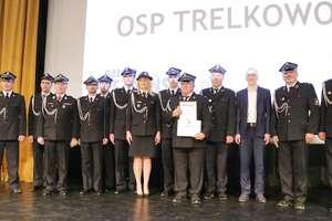 OSP Trelkowo najpopularniejszą jednostką Powiatu Szczycieńskiego!