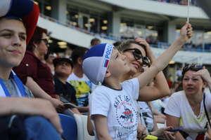Stadion w Kaliningradzie otworzyli po raz trzeci