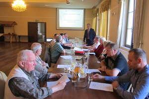 Spotkanie przedsiębiorców w Lidzbarku Warmińskim
