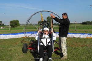 Mam marzenie: skok ze spadochronem