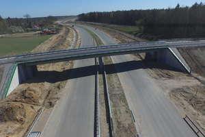 Pierwszy wiadukt na obwodnicy Olsztyna oddany do użytku