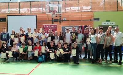 Powiatowy Konkurs Języka Angielskiego w Szkole Podstawowej nr 2