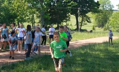 Dzień Dziecka i Sportu w Stożnem