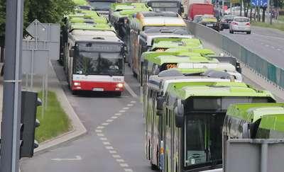 Zmiana przejazdu autobusu linii 304