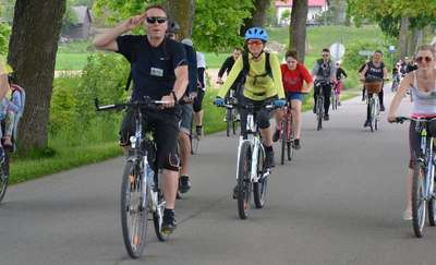 W sobotę kilkuset rowerzystów wybiera się na Górę Dylewską