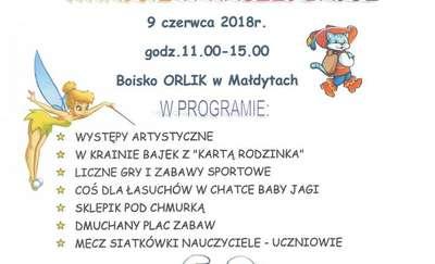 Festyn Rodzinny w Małdytach