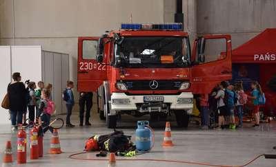Expo Mazury dbają o bezpieczeństwo najmłodszych