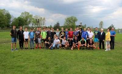 Turniej 6-tek piłkarskich w Jedwabnie. Zwyciężyła drużyna Warmiak Team!