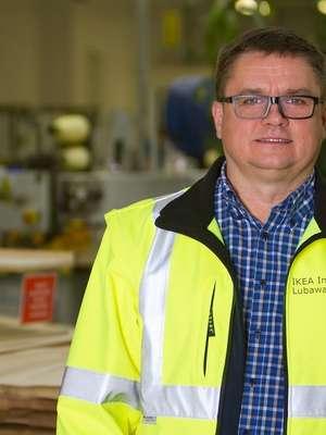 Innowacyjność daje nam przewagę - rozmowa z dyrektorem IKEA Industry Lubawa