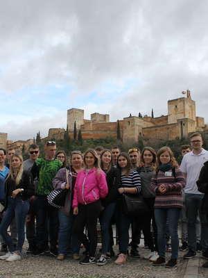 Uczniowie ZST w Olecku wspominają podróż do Hiszpanii