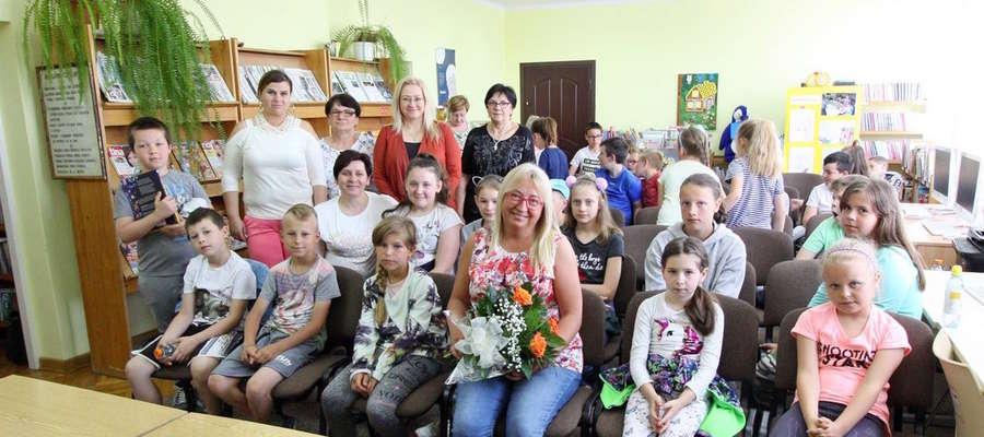Agnieszka Frączekjest m.in. autorką wierszy i opowiadań dla dzieci