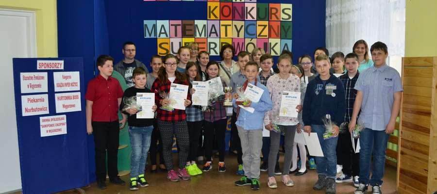 W tym roku puchar trafił w ręce uczniów ze Szkoły Podstawowej nr 2 w Węgorzewie